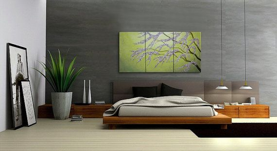 asian decor -- love everything about this room!