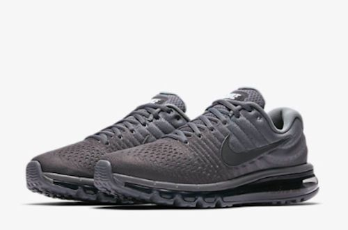 Nike Air Max 2017 Men's Classic Shoes Running, Training, Fit, Style# 849559-008 #Nike #AthleticSneakers
