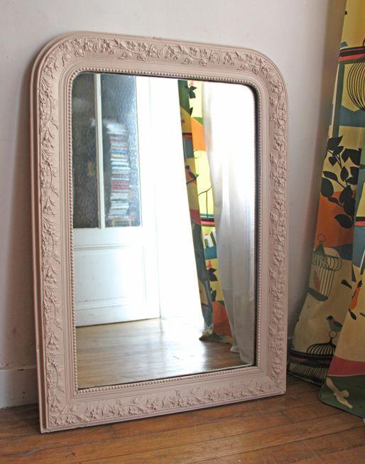 1000 id es sur le th me miroirs anciens sur pinterest for Miroir a l ancienne