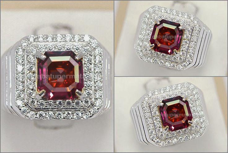 Unique Exclusive PADSPARADSCHA Crystal - PP 106