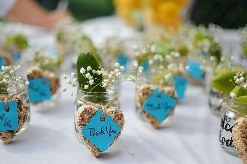 14 Inexpensive Wedding Favor Ideas   Austin Weddings   Austin Wedding Blog