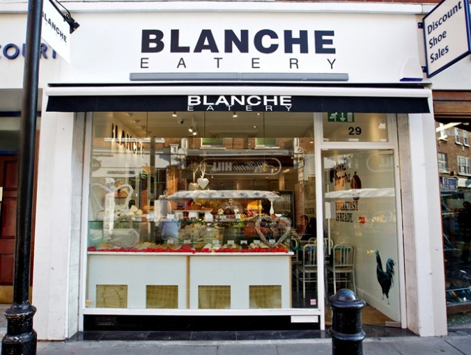 Blanche Eatery | London