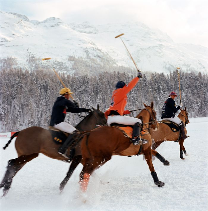 RL Magazine: Snow Polo    Snow polo players of St Moritz       View the gallery at RL Magazine