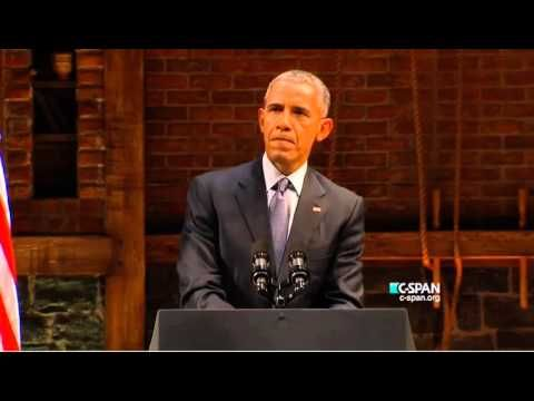 Obama Ribs The Republican Candidates: Obama's view of the Republican clowns running for President; he's funny, they're NOT! #POTUS #Obama #Republicans
