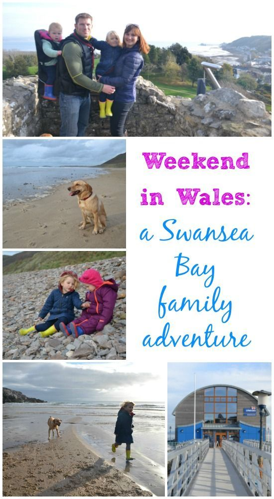 A family weekend in Swansea, Mumbles and the Gower Peninsular in South West Wales - things to do, sights to see, where to stay and eat for the perfect Swansea Bay family adventure