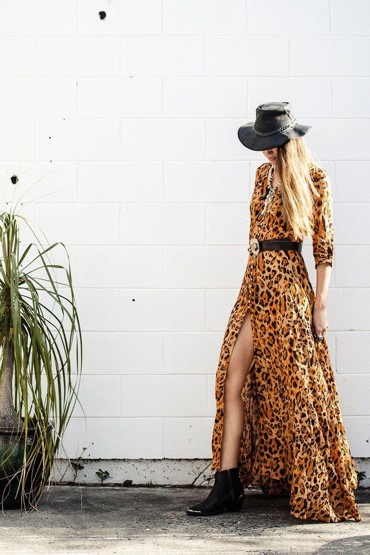 leopard maxi. I could rock this!