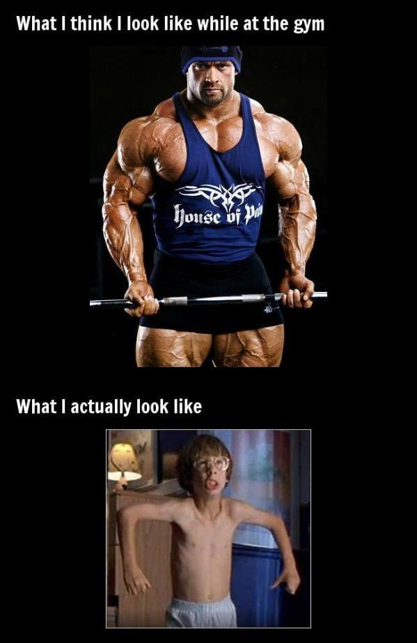 Expectations Vs. Reality: 7 Struggles Of Everyday Gym ...