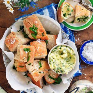 Mat & dryck till midsommar - recept - Mitt kök