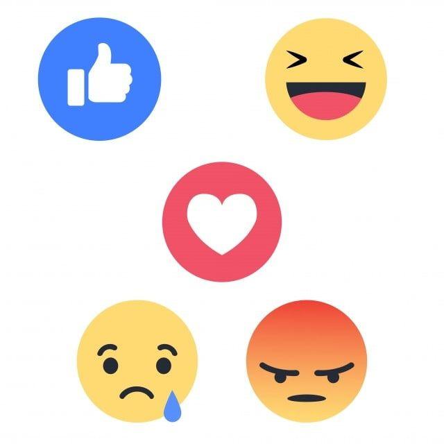 Facebook Reaccionar Facebook Reaccionar Reacciones De Facebook Reaccionar Png Y Vector Para Descargar Gratis Pngtree Imagenes Png Grafico Vectorial Png
