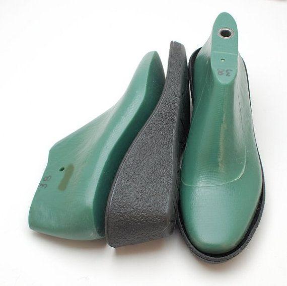 Shoe lasts for felting shoemaking shoe lasts for medium by Rasae