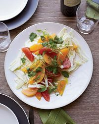 Fennel-and-Citrus Salad with Mint Recipe on Food