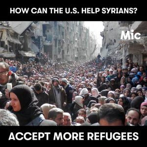 Do we wanna help Syria? Then we need to accept more refugees. #news #alternativenews