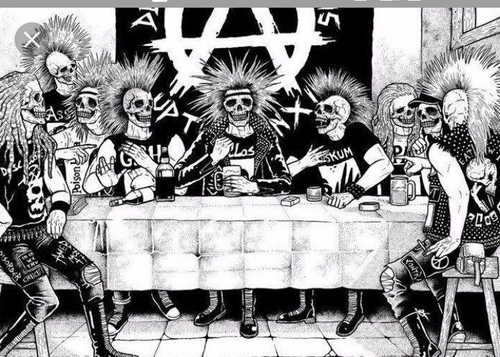 Картинки на тему панк