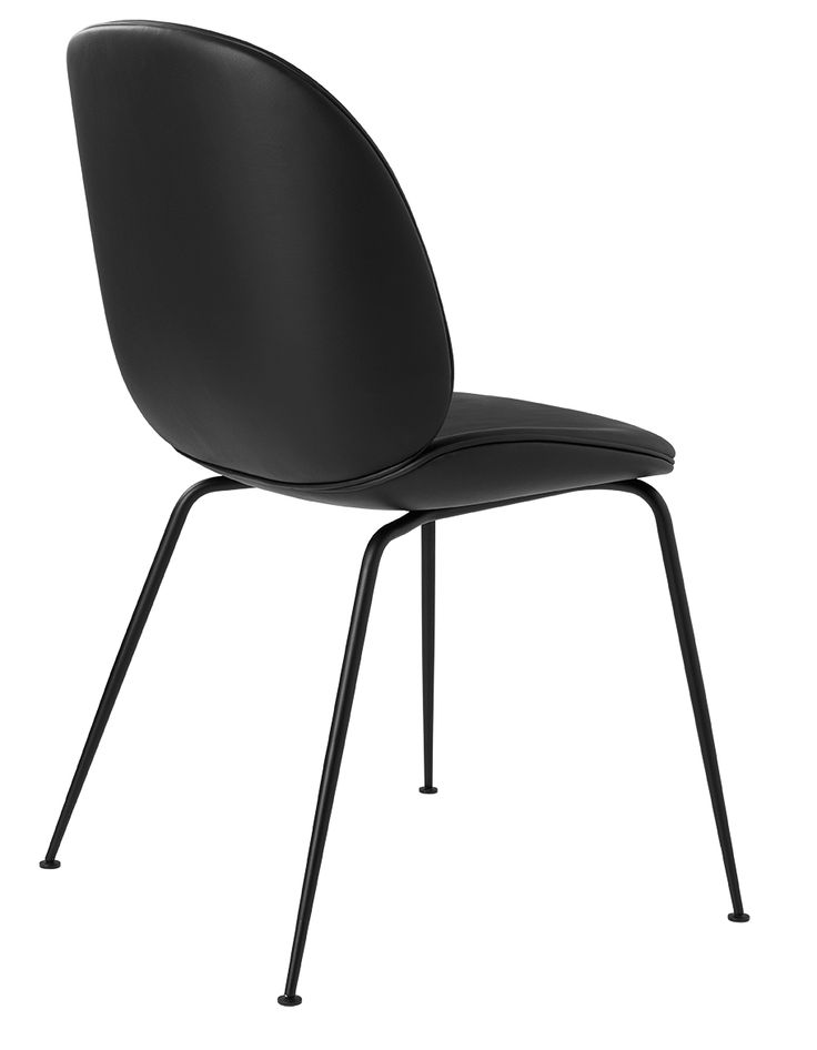 Beetle Chair fully upholstered with Leat