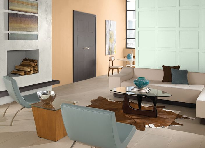 Behr Blue Room Kingfisher