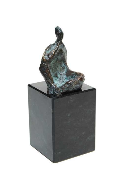 Nieuwe bronzen sculpturen van Piets Althuis in de collectie van Kunstuitleen Zwolle >>>>><<<<< New bronze sculptures from Piets Althuis