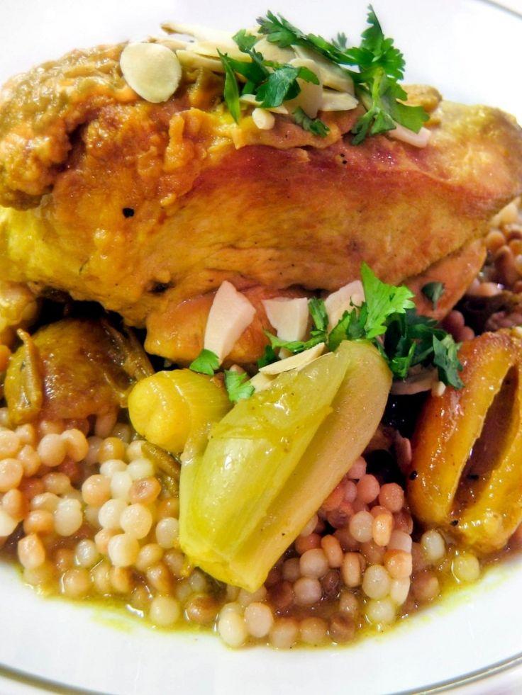 Μαροκινό κοτόπουλο - gourmed.gr