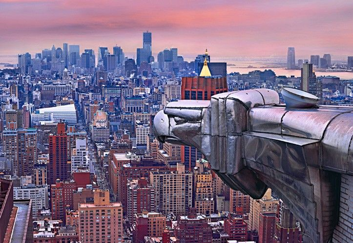 City Guardian by Peter Lik