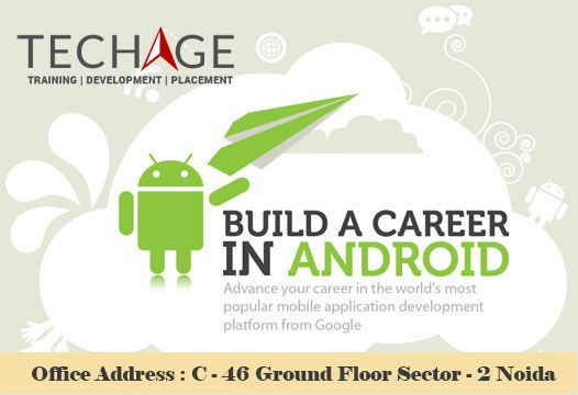 Join Our Job Oriented 4/6 Weeks/Months Android Industrial Training Program and get 100% Job Assistance. For Registration Call here: (+91)-9810803532, 0120-4540894,0120-6495333
