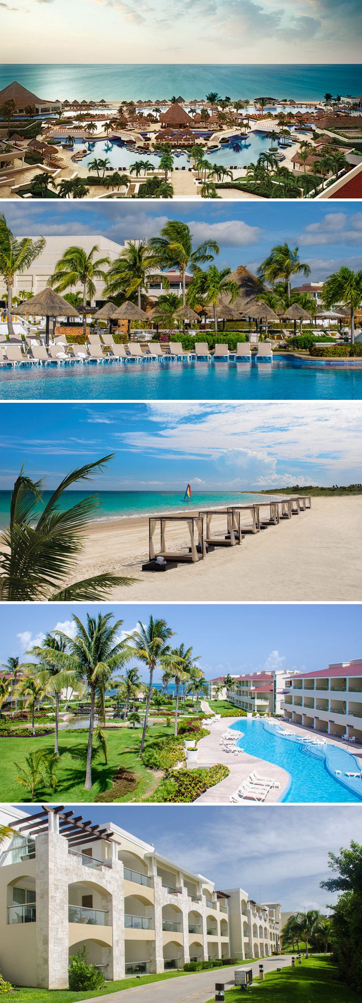 The moon palace is the palace resorts flagship all inclusive resort in cancun mexico