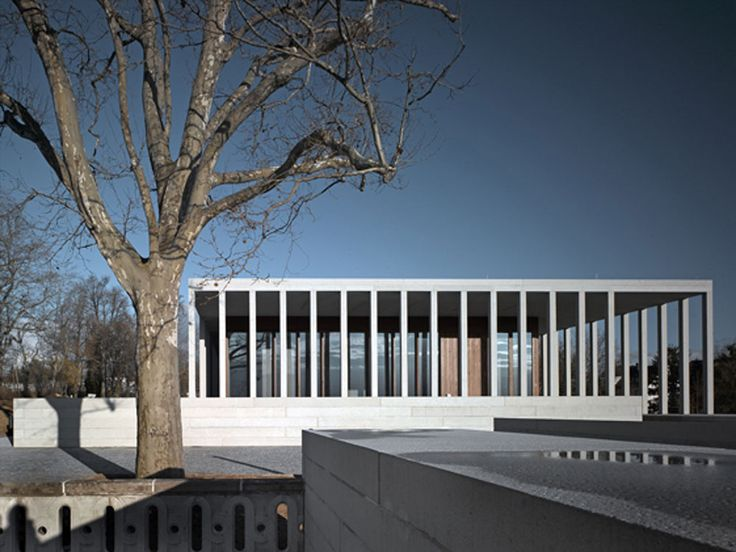 David Chipperfield, Marbach Museum of Modern Literature, Germany, © Christian Richters