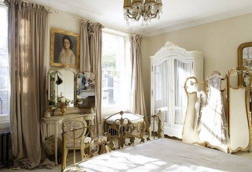25 British Bedroom Design Ideas | Shelterness