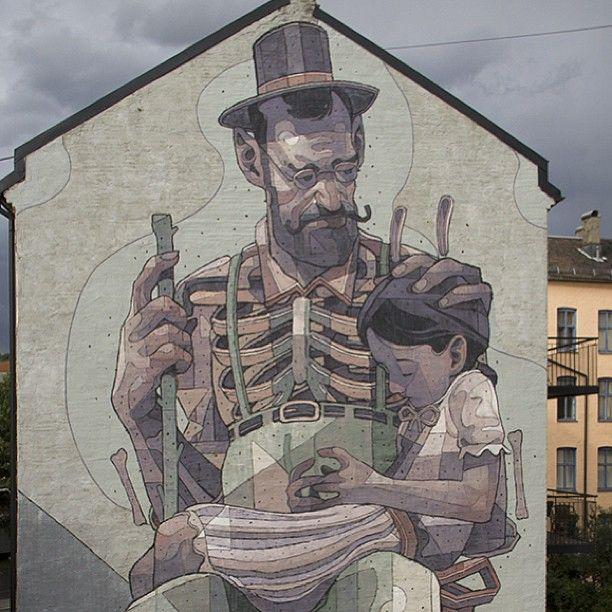 Oslo, Norway 2013    #aryz