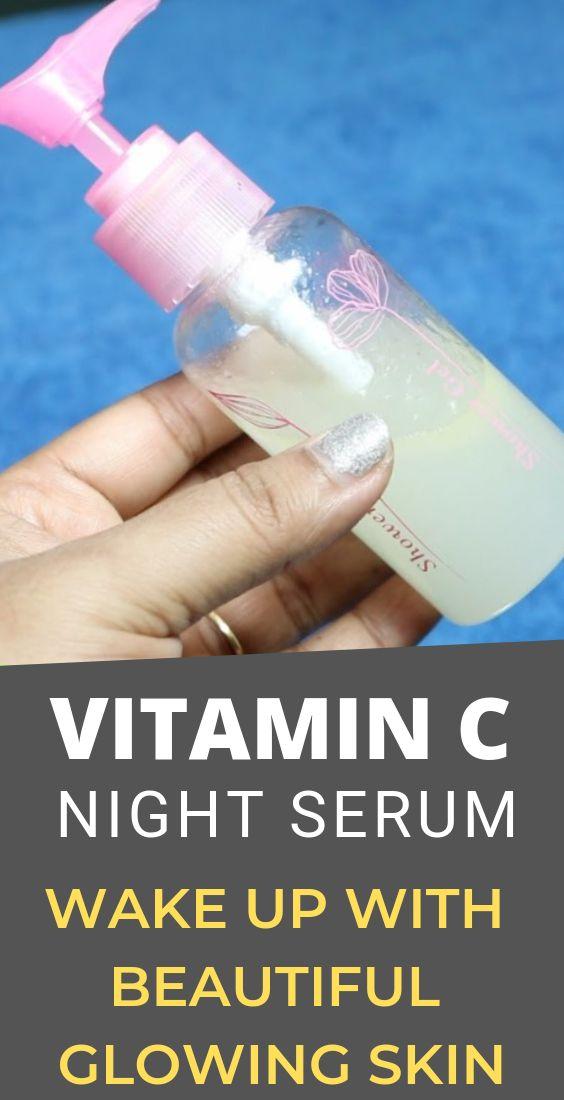 Receita de soro de vitamina C DIY para rugas e manchas da idade!   – beauty tips
