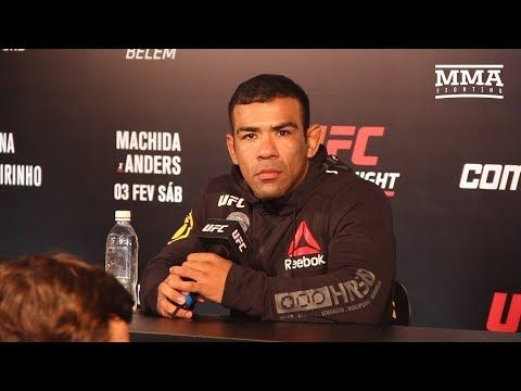 MMA UFC Belem: Michel Prazeres Post-Fight Press Conference - MMA Fighting