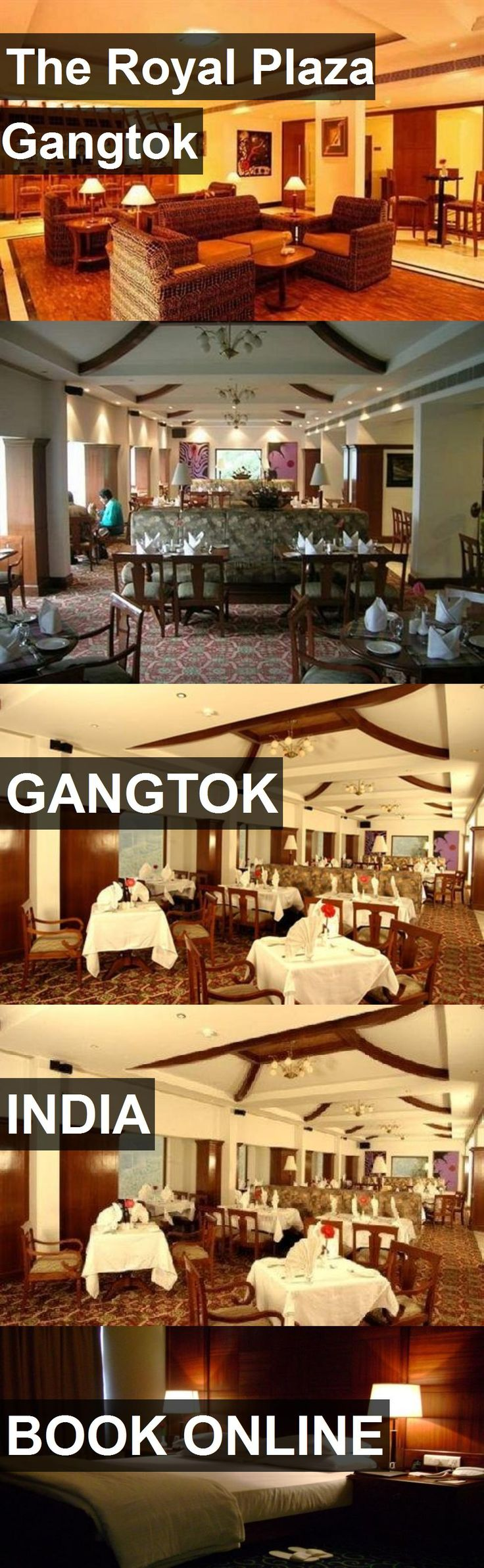 Hotel The Royal Plaza Gangtok in Gangtok, India. For more information, photos, reviews and best prices please follow the link. #India #Gangtok #travel #vacation #hotel