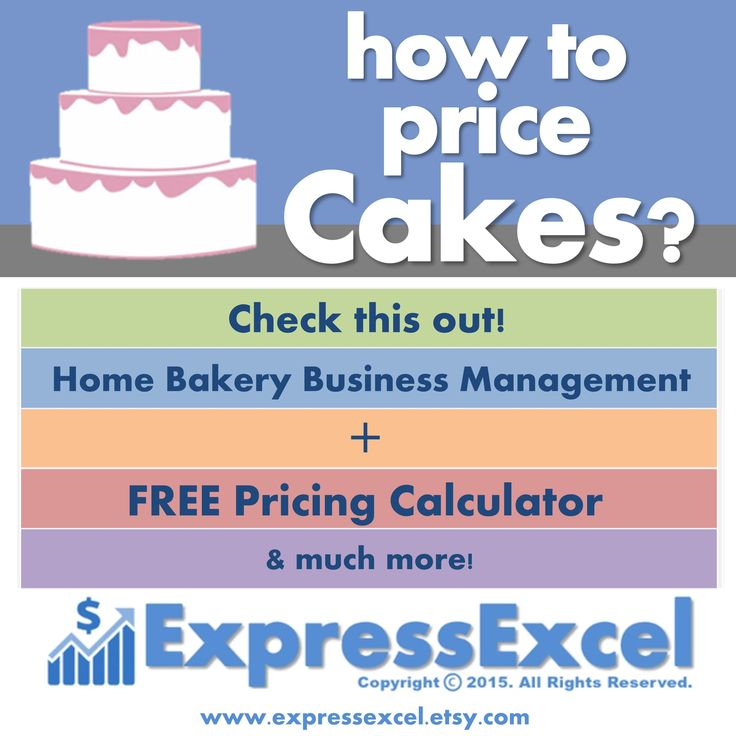 Best 25+ Cake pricing ideas on Pinterest Cake servings, Cake - product pricing calculator