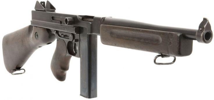 Thompson submachine gun | Turtledove | Fandom powered by Wikia