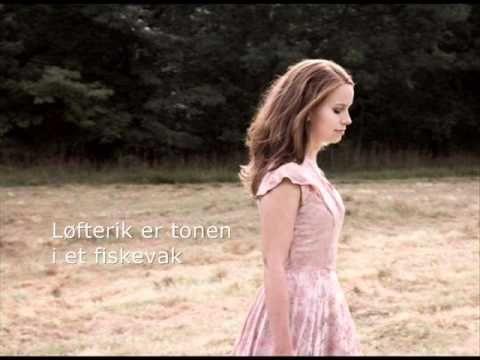 "HANNE'S SONG LIST TO LISTEN TO:    Marit Larsen | Vår beste dag    Susanne Sundfør: one of my favorites.   But she also did more ""poppy"" stuff before like ""Walls"", I could not find a good version on Youtube...  Marit Larsen that sings in norwegain:   http://www.youtube.com/watch?v=byrBsfMsPmY   Then we have Bernhoft my little town Nittedal (where I grew uo):   http://www.youtube.com/watch?v=rxoiZZ8UBEY. His mother was my musicteacher in high school :) He's pretty cool!"