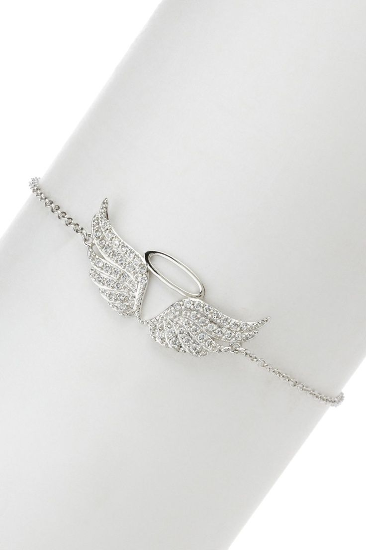 Angel Wings ankle bracelet- Hautelook
