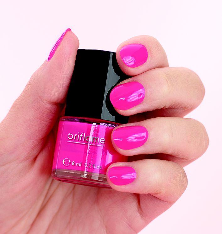 Oriflame Pure Colour Esmalte de uñas.  http://my.oriflame.es/malena