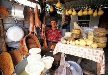 Slow shop in Sardinia