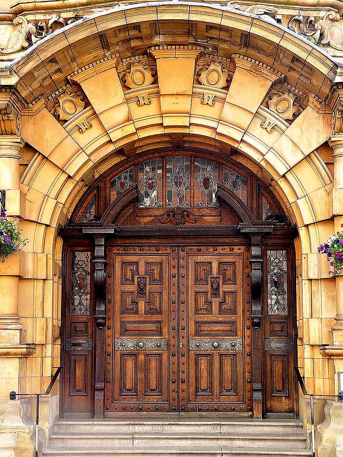 Salisbury Cathedral - Salisbury, Wiltshire, England door