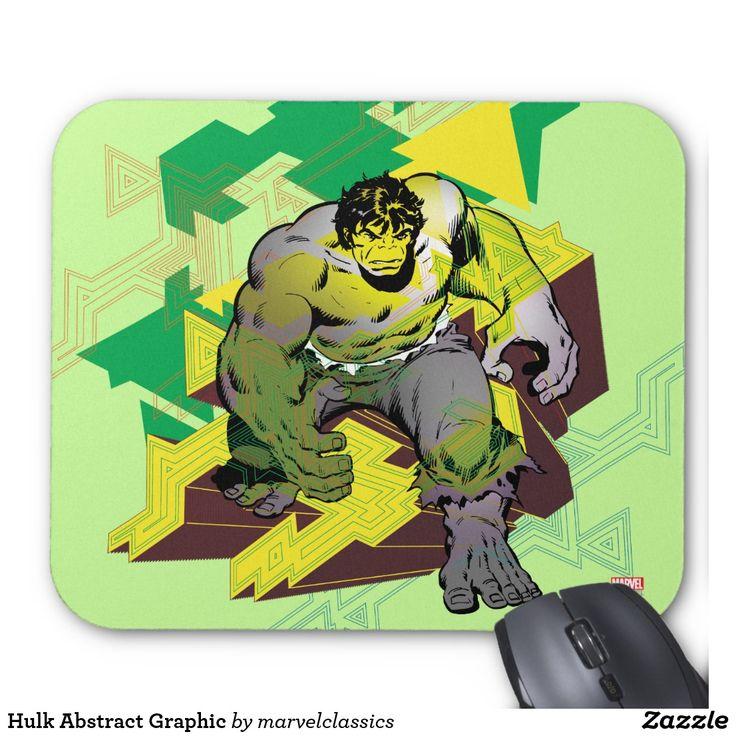 Hulk Abstract Graphic