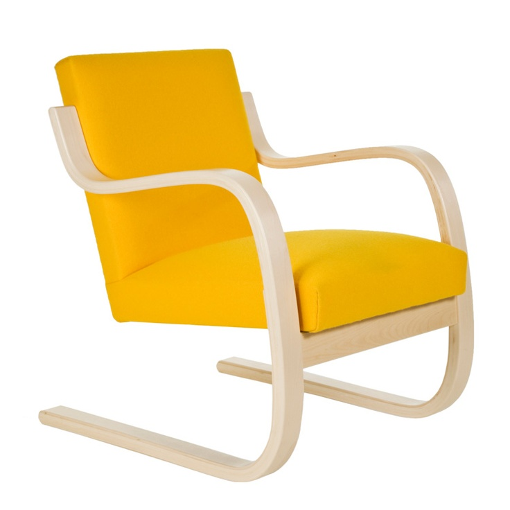 Artek 402 Armchair | Artek | Alvar Aalto
