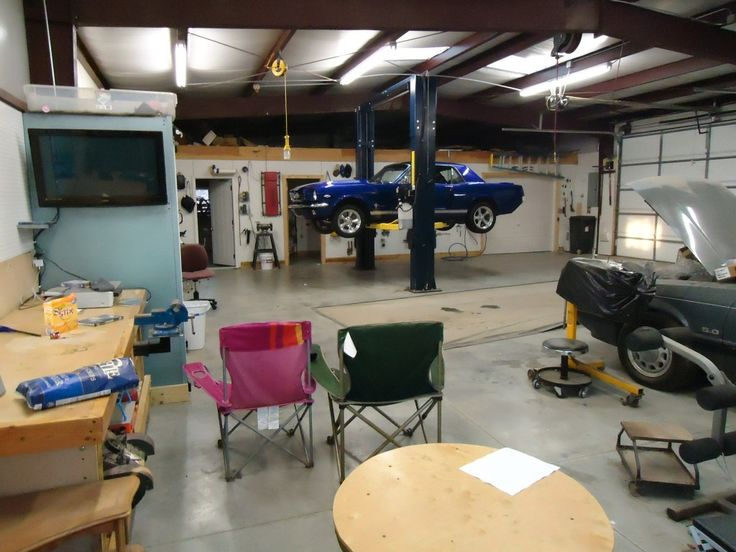 Garage Man Cave Ideas Dreamgarages Part 6 Ultimate