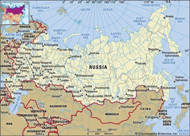 """Ελεύθερος Αρθρογράφος: """"Η μελλοντική επιβίωση των Ρώσων: Ανατολή ή Δύση;"""""""