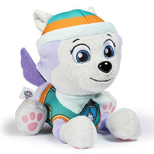 Paw Patrol Plush Pup Pals, Everest   No job is too big, no pup is too small! Now you can join the Paw Patrol Pups on a Paw Patrol Mission! Just like in the show you can Play Read  more http://shopkids.ca/toys-videos-games/paw-patrol-plush-pup-pals-everest