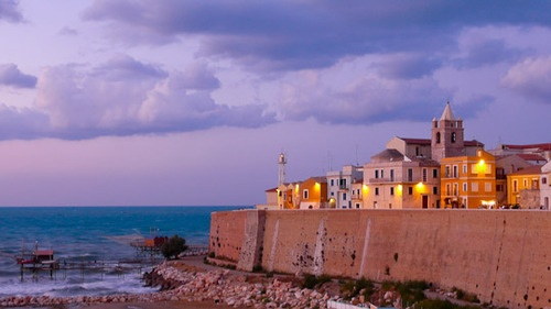 going here in two weeks! Termoli, Italy