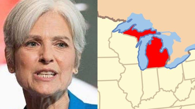 BREAKING: Michigan Results Have Been Officially CERTIFIED… Jill Stein's Recount USELESS November 27, 2016