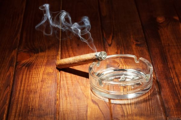 Make sure your secondhand furniture doesn't come with any secondhand smoke.