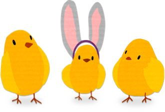 Happy Easter from World Vision. Helping more than 100 million people every year. http://www.worldvision.ie/gifts/easter