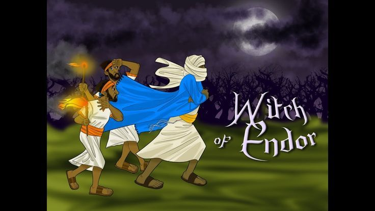 Witch of Endor | Adventures of King Saul - a Bible story video