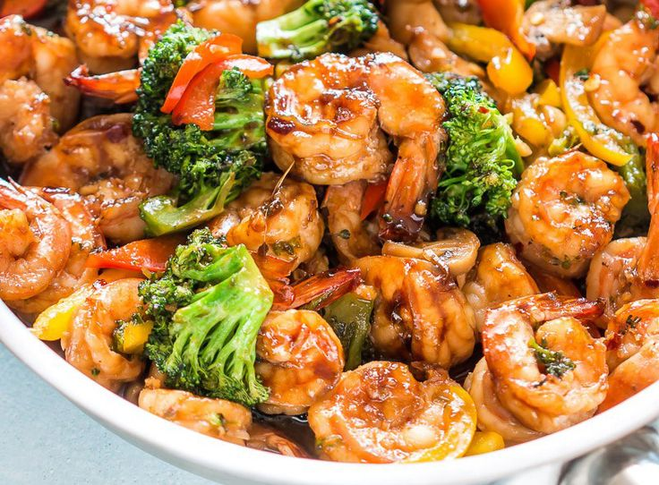This recipe for shrimp broccoli teriyaki stir-fry proves that you can always have something fabulous to eat even if you have little time to cook.