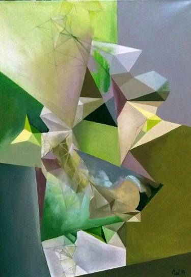 Geometric Greenery 1