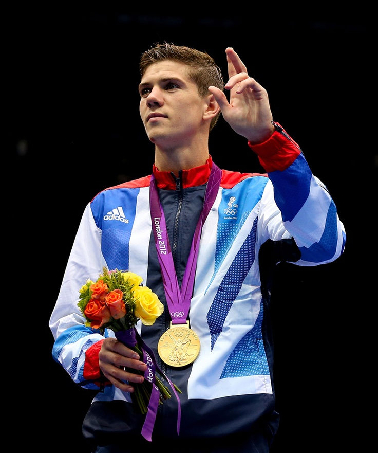 Luke Campbell: 2012 Olympic gold medalist